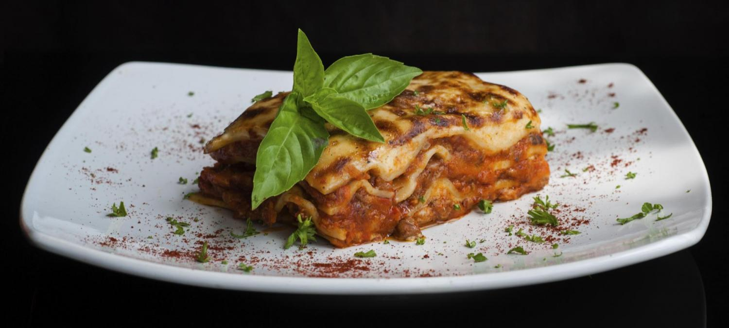 Lasagne from the Hot Fork Buffett
