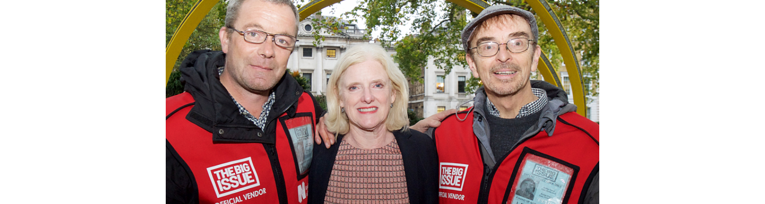 RCN and The Big Issue
