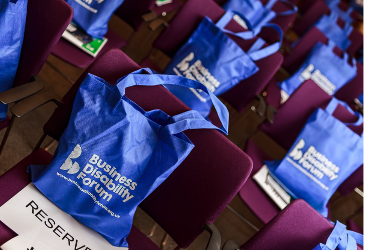 Business Disability Forum Conference (BDF) at 20 Cavendish Square